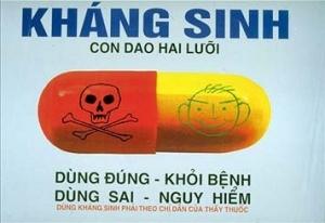 điều trị giang mai bằng kháng sinh