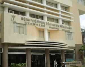 Vá màng trinh ở bệnh viện phụ sản quốc tế
