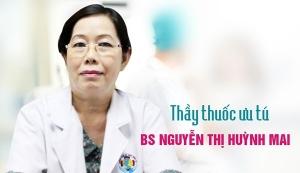 Bác sĩ điều trị hiếm muộn giỏi - bác sĩ Nguyễn Thị Huỳnh Mai
