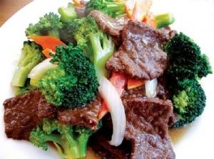 Ăn gì để tăng cường sinh lý nam - Thịt