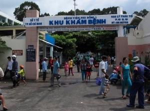Bệnh viện Nhi Đồng 1 có khám chủ nhật không ?