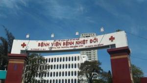 Bệnh viện nhiệt đới tphcm nằm ở đâu