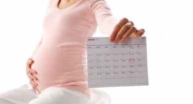 lịch khám thai 3 tháng cuối