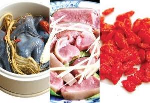 yếu sinh lý nên ăn gì